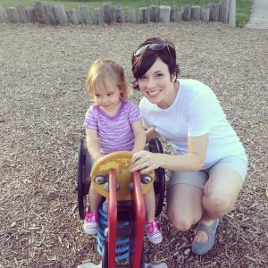 Fun at the park