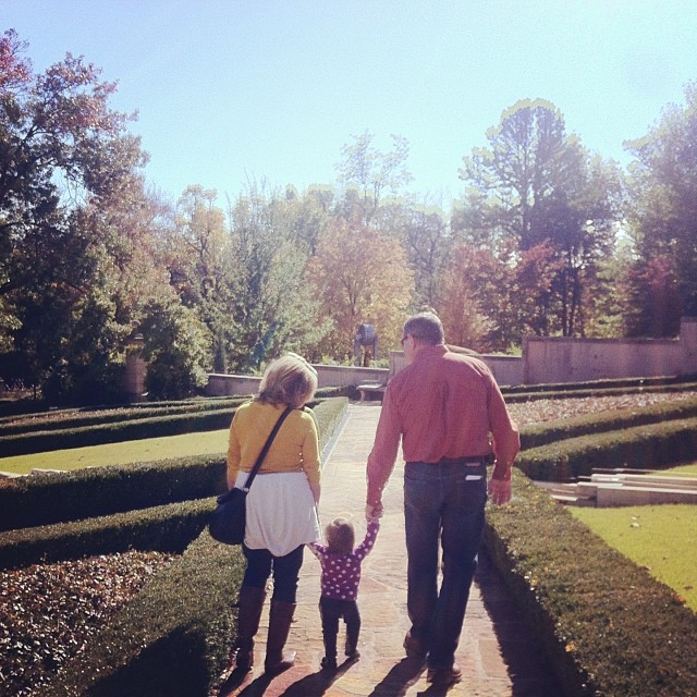 Philbrook Trip in the fall