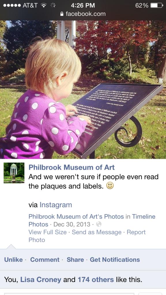 philbrook fb post