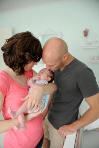 elisa newborn