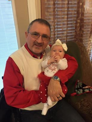Papa with Sullivan
